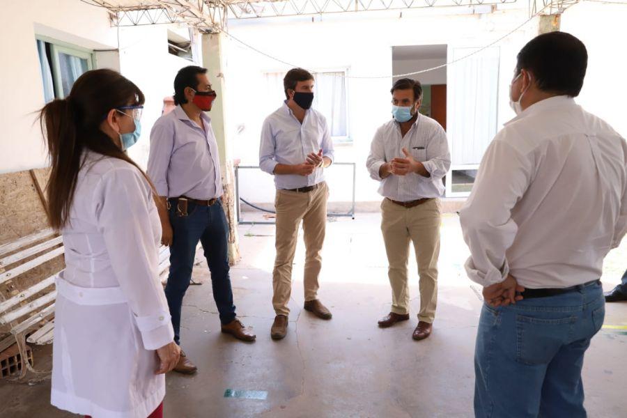 Por el crecimiento de casos de COVID-19 en el Valle de Lerma, el Gobierno evalúa la apertura de un espacio de baja complejidad en esta localidad para evitar la derivación de pacientes a la Capital.