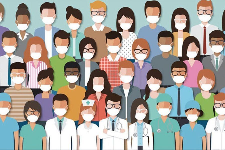 Desde marzo hasta el reporte del 12 de octubre, se confirmaron 15.204 casos de infección por SARS-CoV-2, de los cuales 12.342 ya fueron dados de alta.