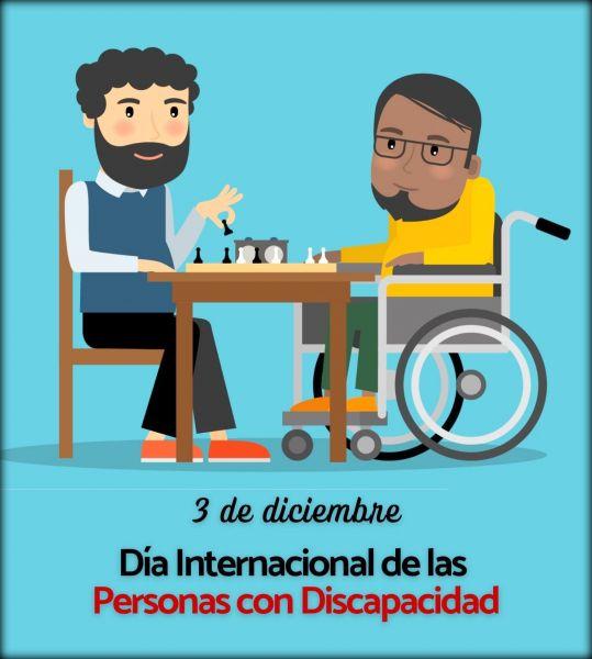 Se realizarán actividades hoy por el Día Internacional de las Personas con Discapacidad