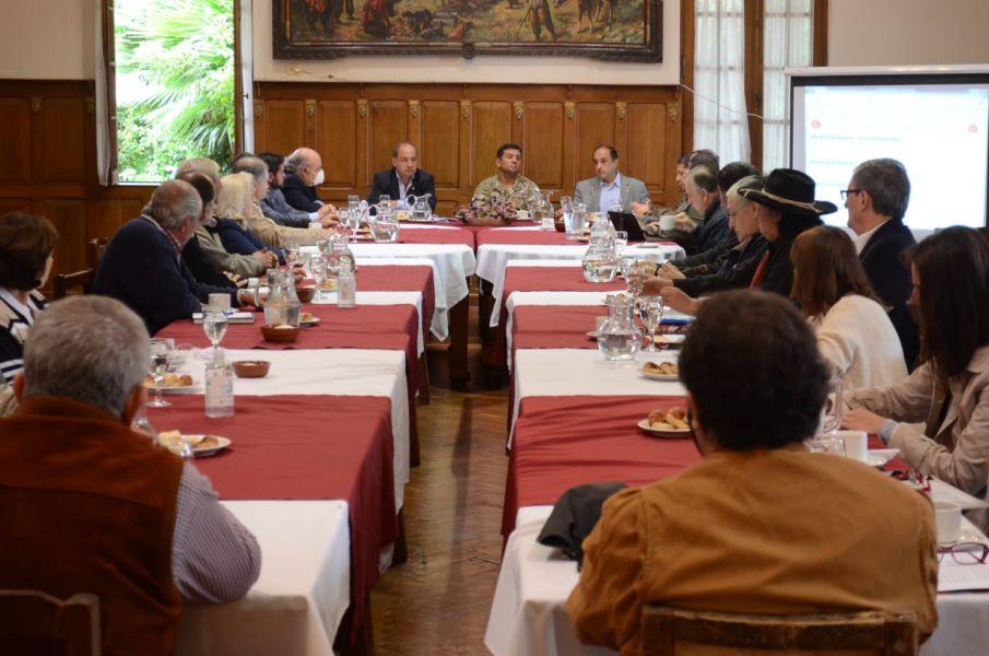 Fue una de las propuestas más destacadas en la primera reunión del Comité Ejecutivo de Homenaje al general Martín Miguel de Güemes creado por decreto por el gobernador Gustavo Saénz.