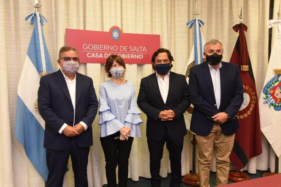 Las provincias de Jujuy, Catamarca y Salta conformaron la Mesa del Litio