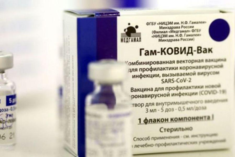 La nueva partida corresponde a dosis del primer componente y está destinada a continuar con el operativo de inmunización de mayores de 60 años.