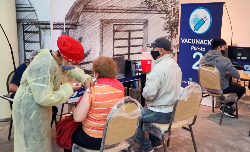 Se incorporó a este nuevo grupo a la Campaña Provincial de Vacunación. Para inmunizarse, la persona debe solicitar su pre-turno a través de la página oficial del Gobierno.