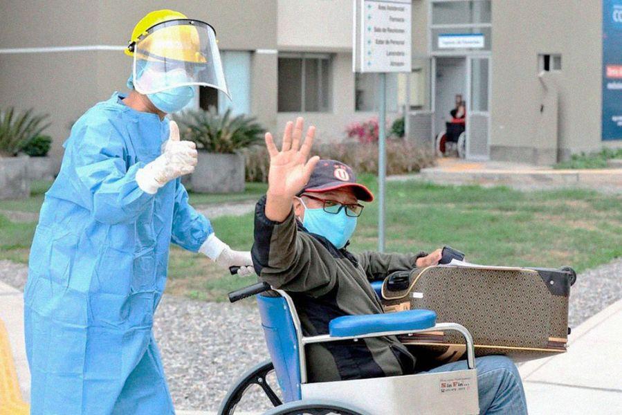 Desde el inicio de la pandemia hasta el reporte del 27 de mayo, se confirmaron 42.554 casos de infección por SARS-CoV-2, de los cuales 36.629 ya recibieron el alta médica.