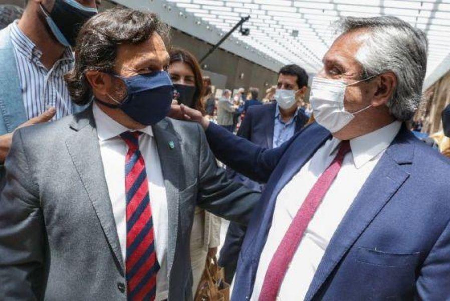 El presidente argentino se encuentra en Salta para conmemorar el Bicentenario del paso a la inmortalidad del General Martín Miguel de Güemes y de los actos organizados por la Provincia en honor al héroe de la Patria grande.