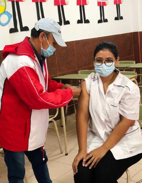 Hasta mañana viernes 13, las personas pueden concurrir a los vacunatorios públicos que están operativos en hospitales, centros de salud y otros establecimientos.