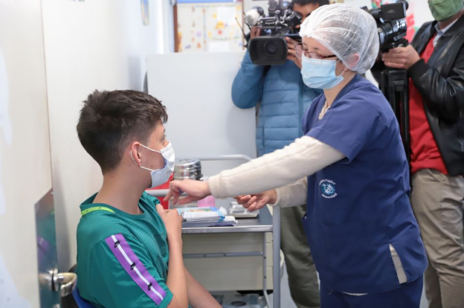 La página web vacunate.salta.gob.ar y la línea de atención 148 quedarán como referencia para información.