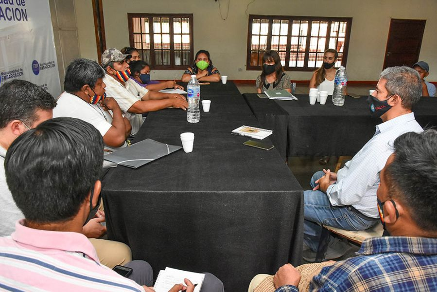 El Gobierno continúa abriendo espacios de diálogo con comunidades originarias