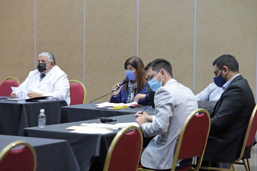 La jefa de Inmunizaciones, Adriana Jure, brindó detalles de la campaña de vacunación en Salta.