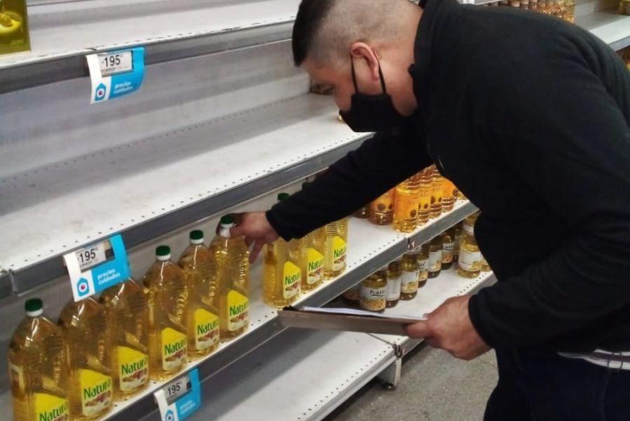 Defensa del Consumidor realizó 11 inspecciones a supermercados y comercios barriales
