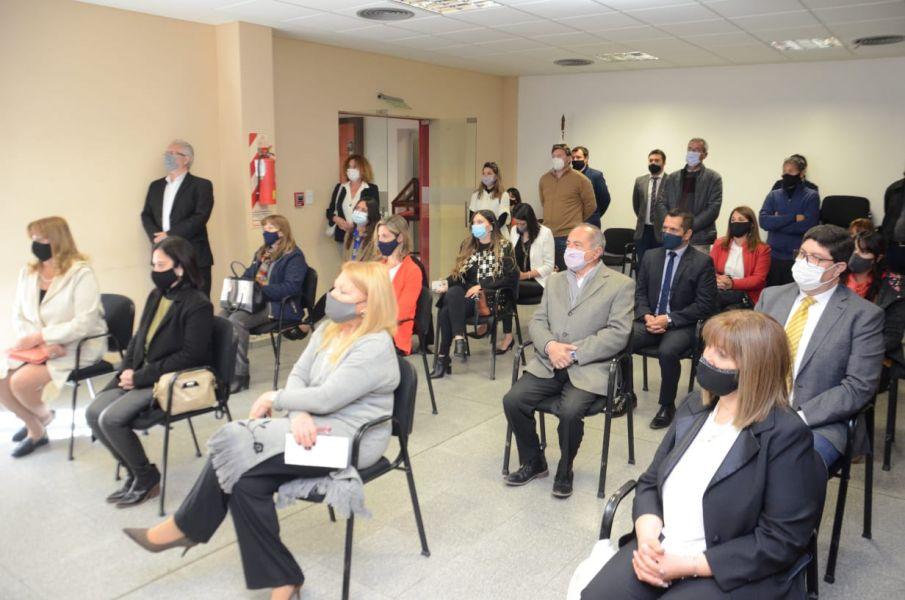 La provincia habilitará la formación básica de mediadores provinciales