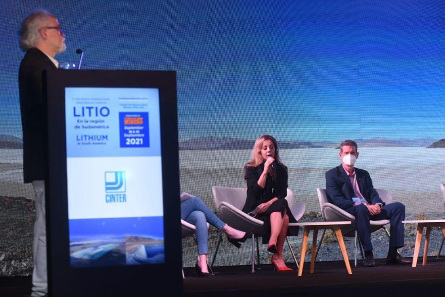 Salta presentó su potencial minero en el X Seminario de Litio en Sudamérica