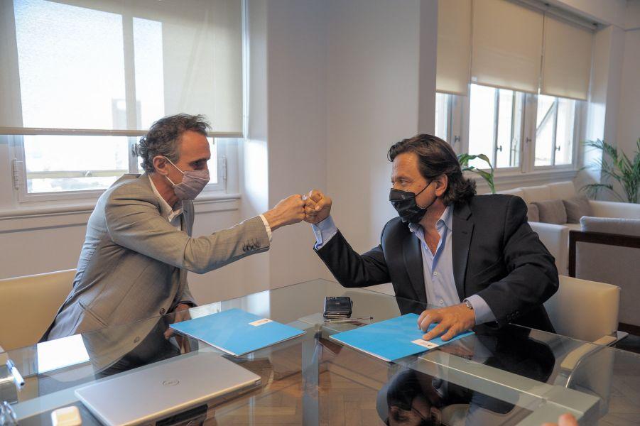 Acuerdo entre Provincia y Nación para construir el nuevo edificio de la Ciudad Judicial de Orán