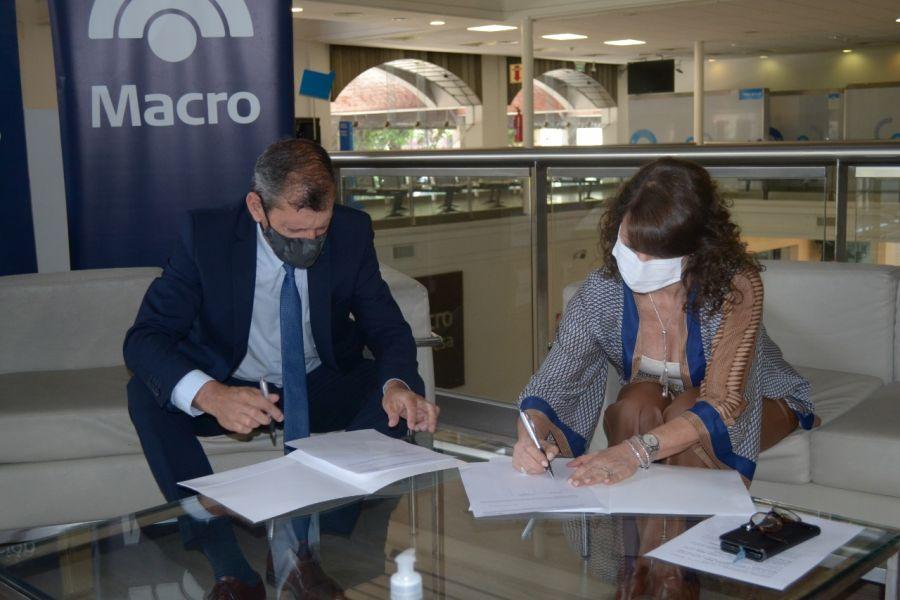 Fundación Banco Macro y el Ministerio de Seguridad en iniciativas de colaboración