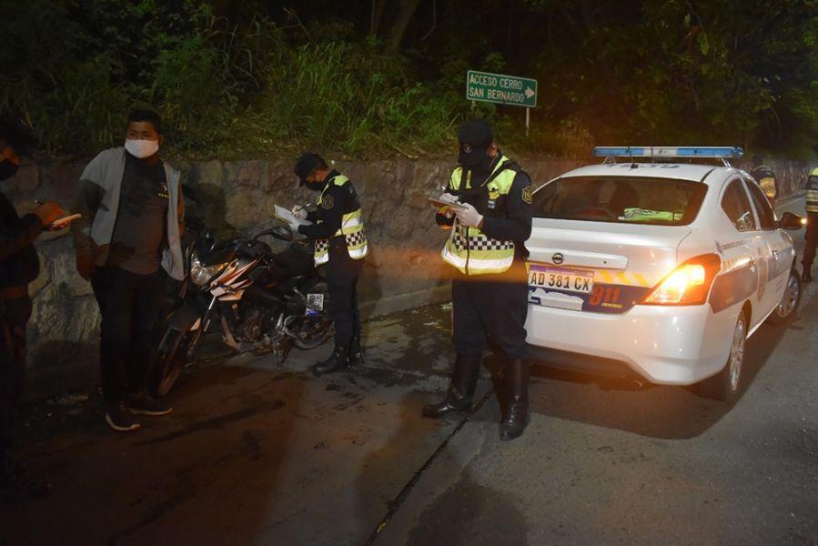 Seguridad Vial detectó 357 conductores alcoholizados durante el fin de semana largo
