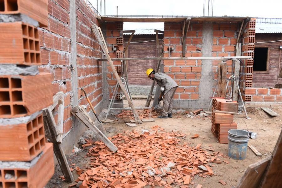Se supervisó el avance de obras de infraestructura educativa en el norte provincial