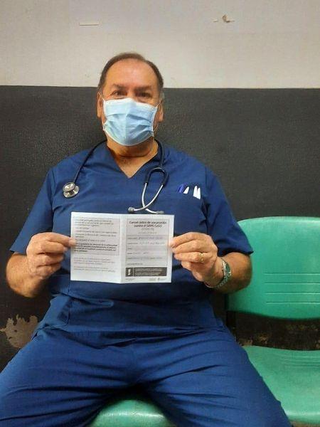 Inició la vacunación contra COVID-19 a mayores de 60 años en Salta