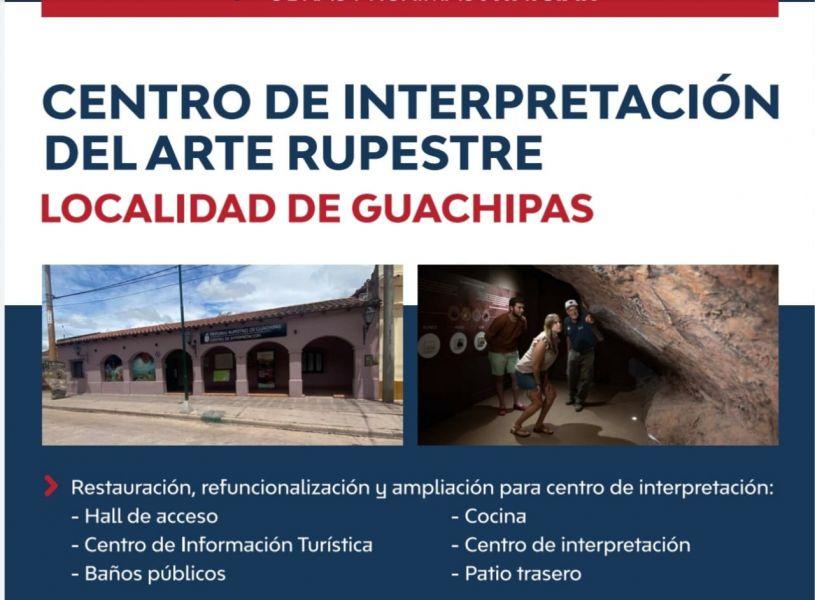Lugares Mágicos: Comenzarán obras en Guachipas por más de 74 millones de pesos
