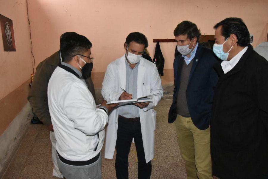 COVID -19: se evaluó la capacidad de respuesta de los hospitales del Valle de Lerma