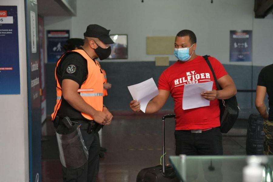 Llegó el primer vuelo a Salta después de siete meses