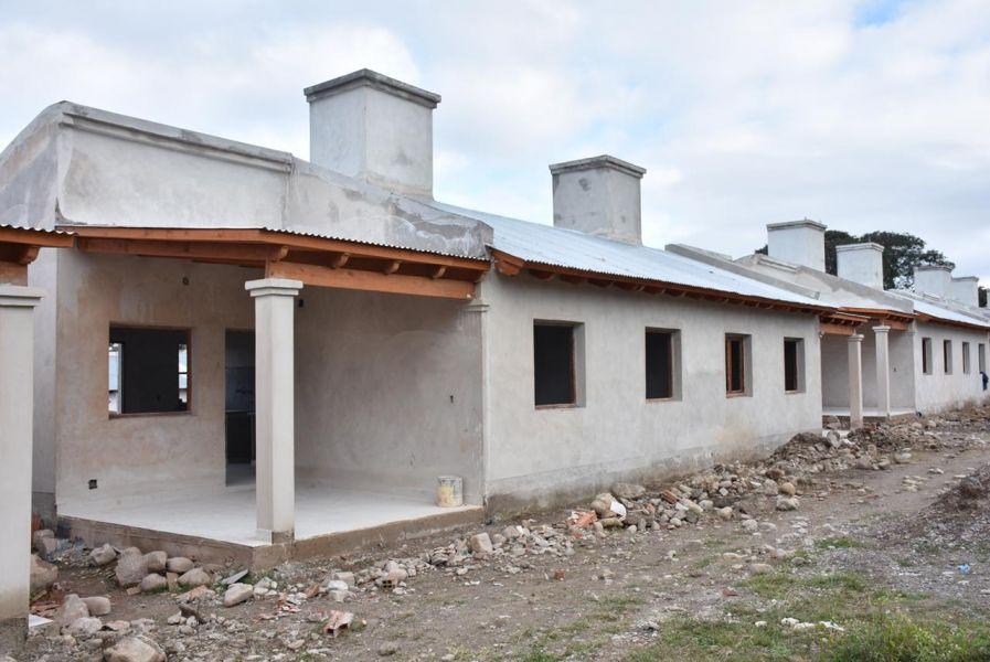Cafayate: El IPV construirá 40 viviendas en barrio Finca El Socorro II