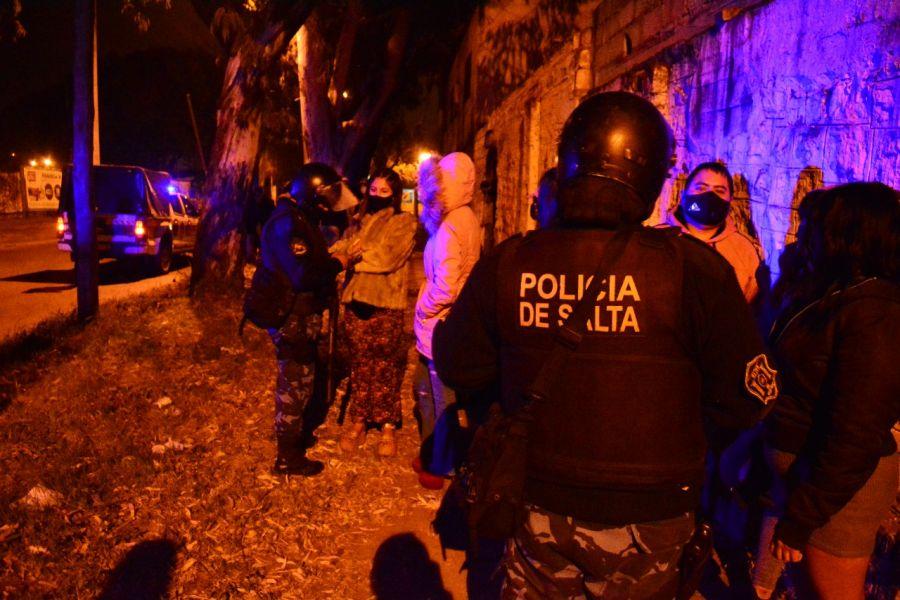 La Policía detectó más de mil incumplimientos a las medidas de seguridad sanitaria