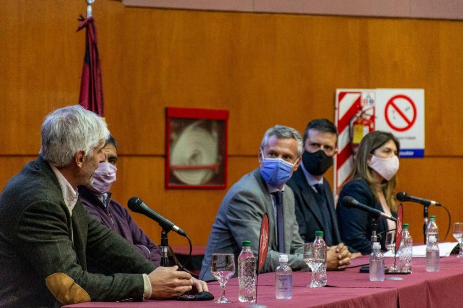 Salta tendrá un centro de convenciones de primer nivel en Cafayate