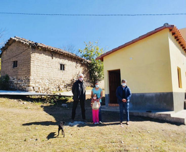 En Los Toldos el IPV entregó casas y soluciones habitacionales