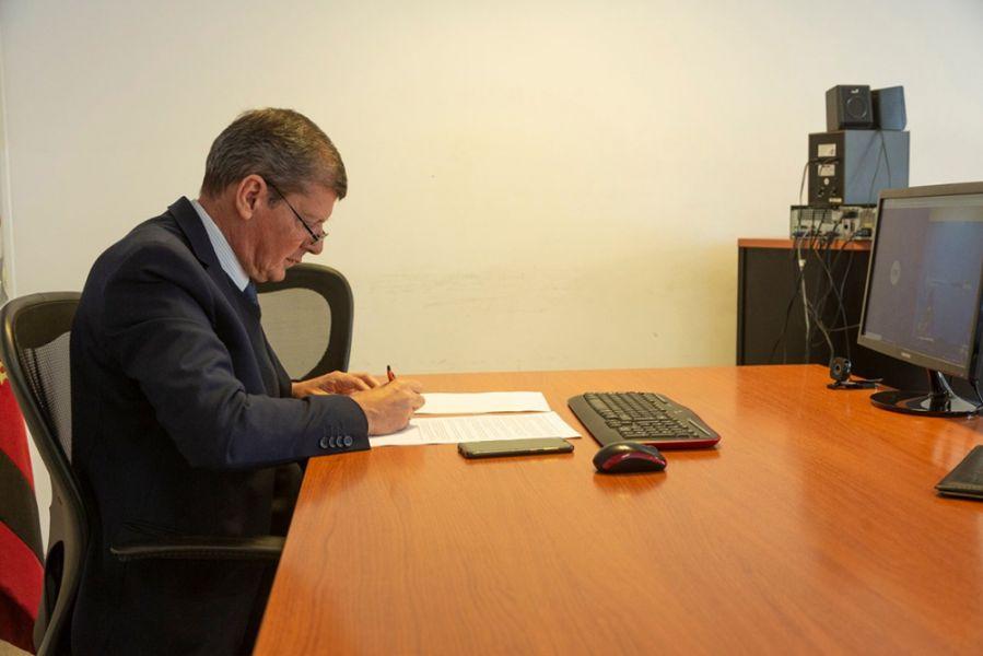 Provincia y Nación avanzan en la aplicación del sistema de geolocalización de llamadas al 911