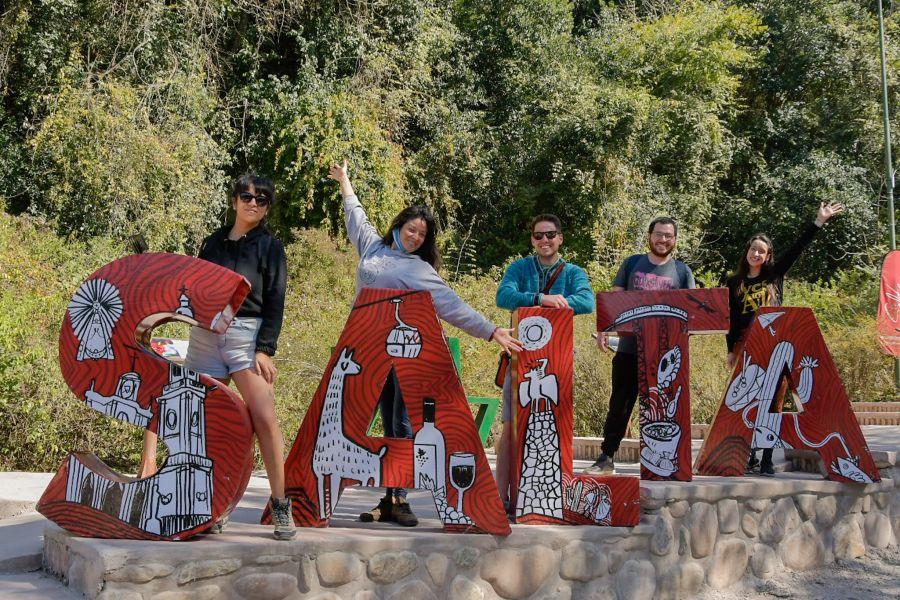 Salta recibió a los primeros cien mil turistas de la temporada de invierno