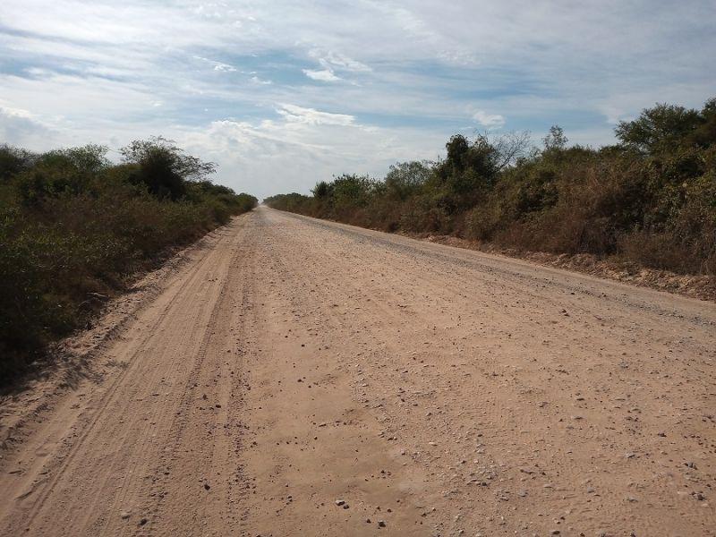 Pavimentación de la 86: conectividad vial, energía y agua para las comunidades