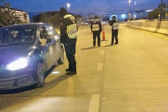 723522-seguridad-vial-fiscalizo-mas-de-15100-vehiculos-durante-el-fin-de-semana