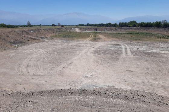 El Gobierno realizará obras hídricas en La Merced para mitigar los efectos de la época estival
