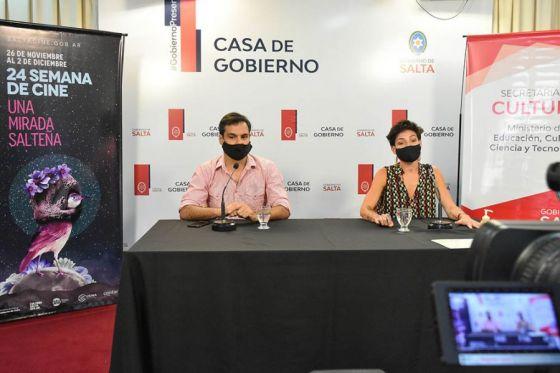 Semana de Cine Argentino: Una Mirada Salteña para todo el país