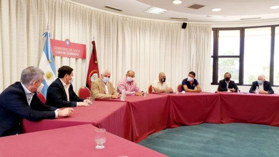 El Gobierno continúa con el acompañamiento a los municipios salteños