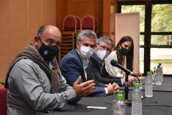 Gobierno planifica obras turísticas para el Valle de Lerma