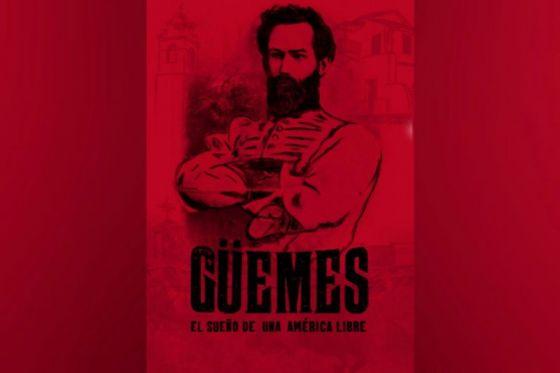 """Con el apoyo del Gobierno de la Provincia, se estrenará la miniserie """"Güemes, el Sueño de una América Libre"""""""