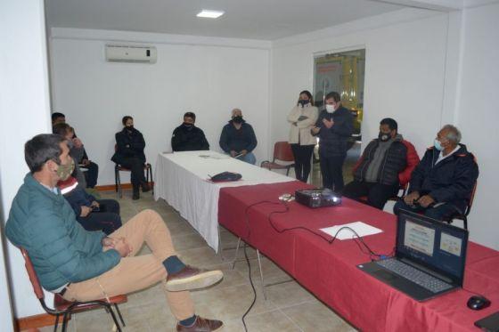 Temporada de incendios forestales: el Ministerio de Seguridad coordina y refuerza el trabajo multidisciplinario