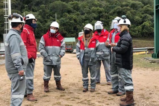 Salta: Evalúan el fortalecimiento productivo en la cuenca hidrocarburífera del norte provincial