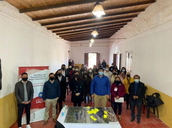 Salta: Buscan potenciar el trabajo articulado con gobiernos locales del sur provincial