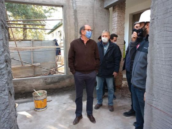Salta: En el hospital de Tartagal avanza la ampliación del Laboratorio y del Centro de Recuperación Nutricional